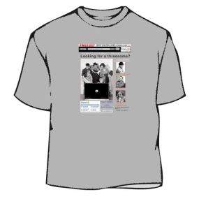 Stooges Search Engine Tee Shirts