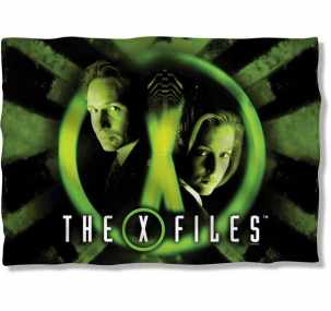 X-Files Pillow Cases