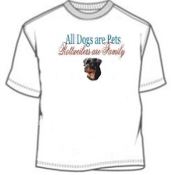 Dog Breed Rottweiler T-Shirt