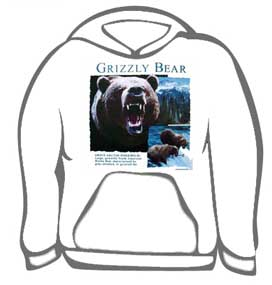 Grizzly Bear Facts Tee