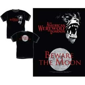 An American Werewolf In London T-Shirts