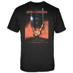 Ash Army of Darkness Tee Shirt
