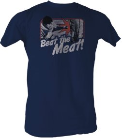 Beat The Meat Rocky Shirts