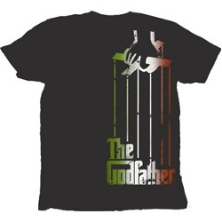 Italian Colors Godfather Movie Poster T-Shirt