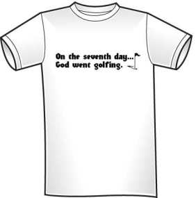On the Seventh Day  Tee
