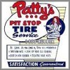 Patty's Pit Stop Masterbation Tee Shirt