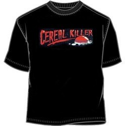 Cereal Killer Novelty Tees