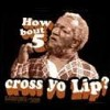 Sanford And Son T-Shirts How Bout 5 Cross Yo Lips