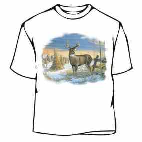 Buck and Doe Deer T-Shirt