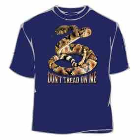 Eastern Diamondback Rattlesnake T-Shirt
