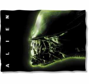 Alien Pillow Case