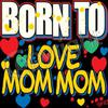 Strap Tank Top - Born to Love Mommy