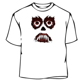 Scary Halloween Creature T-Shirt