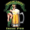 T-Shirt - Beer Irish Women Best Friend