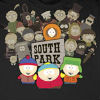 South Park t-shirts featuring Comedy Central's South Park.